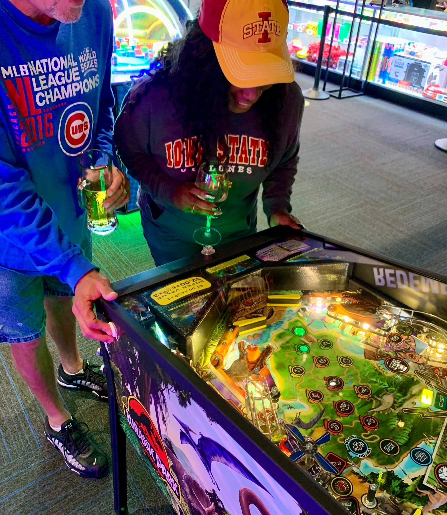 GameDay pinball
